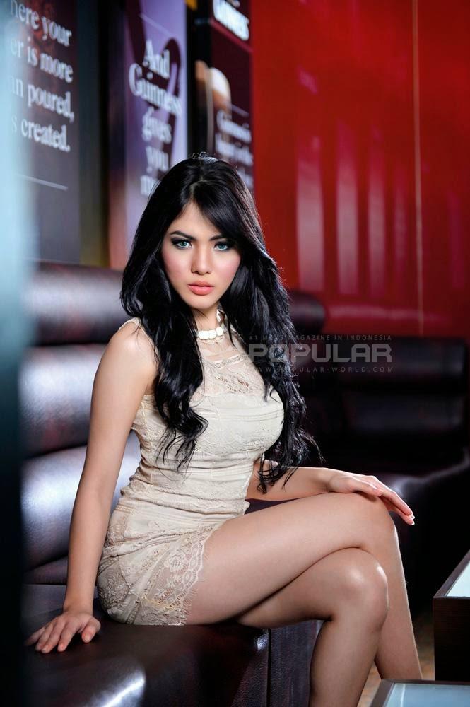 Image Result For Anggita Sari Kumpulan Galeri Photoshoot Terbaru