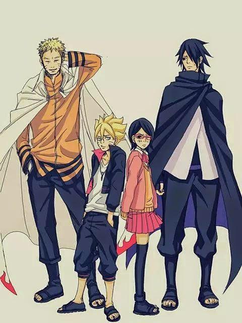 Naruto Gaiden Manga: The Continuation of Naruto Shippuden Episode