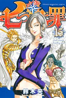Download Kumpulan Volume Komik Nanatsu no Taizai Lengkap