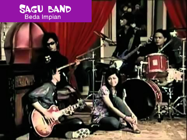 Chord Gitar Sagu band - Beda Impian
