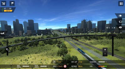 Train Simulator PRO 2018 Mod Apk Mod Money