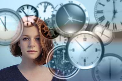 Margin: Book Review clocks