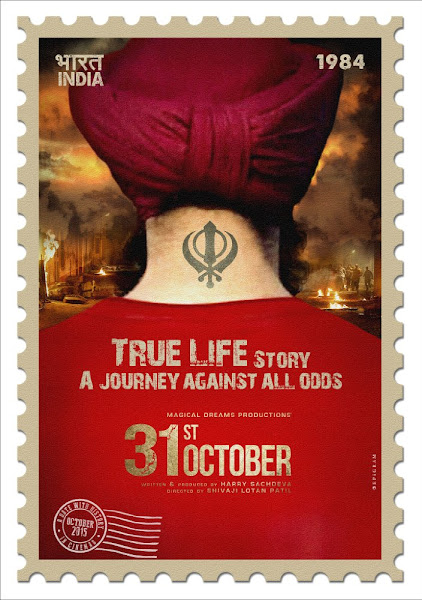 Poster of 31st October 2016 480p Hindi CAMRip Full Movie Download
