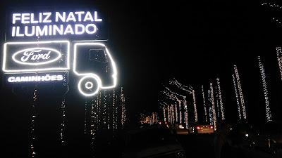 natal iluminado ford