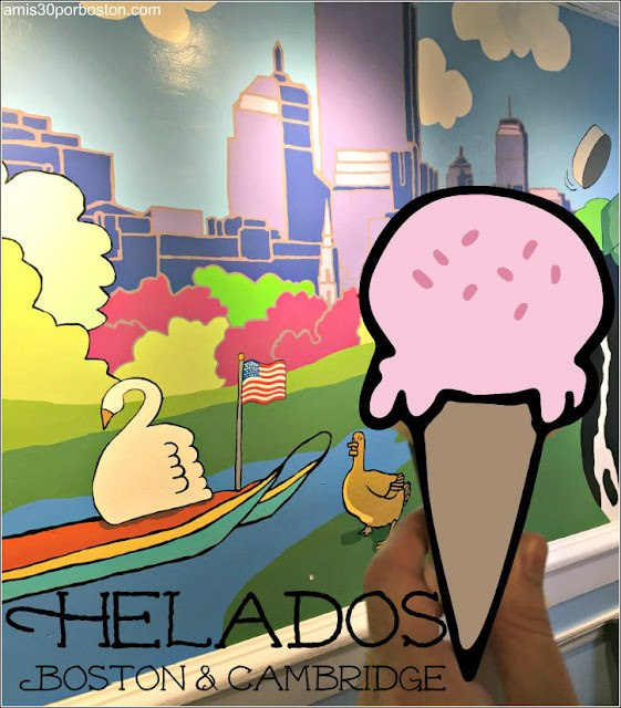 Helados: Ruta por las Heladerías de Boston & Cambridge