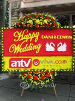Karangan Bunga Pernikahan Di Semanan