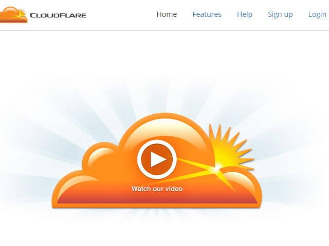 [教學] 註冊申請 CloudFlare CDN 網址綁定 DNS 設定_001
