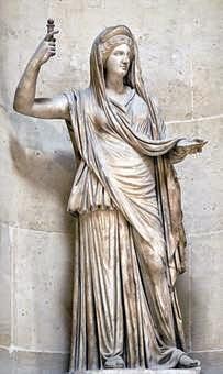 La diosa Hera