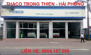 Đại Lý Thaco Trọng Thiện - Hải Phòng