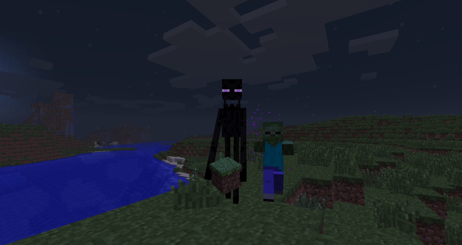 MINECRAFT: Enderman a co to?