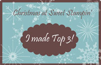 June 2017 at Christmas at Sweet Stampers