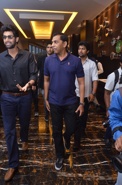 IIFA Utsavam 2017 Press Meet photos