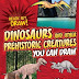 Dinosaurs and Other Prehistoric Creatures You Can Draw | Ready, Set, Draw!