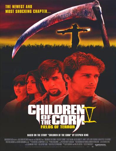 Ver Los chicos del maíz 5: Campos de terror (1998) Online