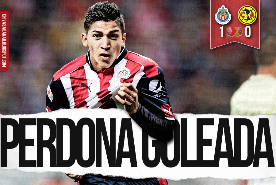 Liga MX : CD Guadalajara 1-0 CF América - Clausura 2017 - Jornada 7.