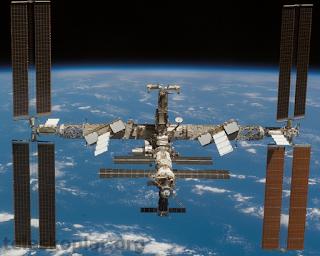 uluslararası uzay istasyonu nedir?