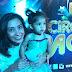 Renata Maron e filha prestigiam novo espetáculo do Circo Spacial