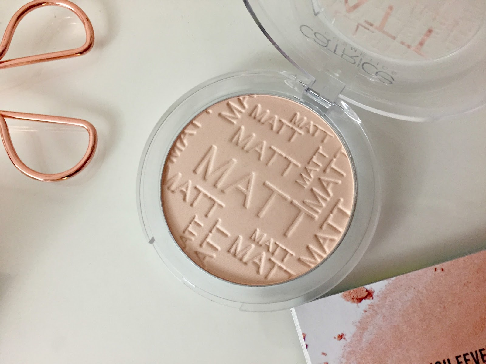 Catrice All Matt Powder