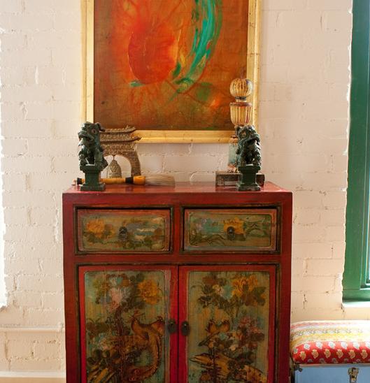 decoração oriental