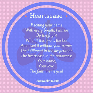 Text Image for Poem: Heartsease