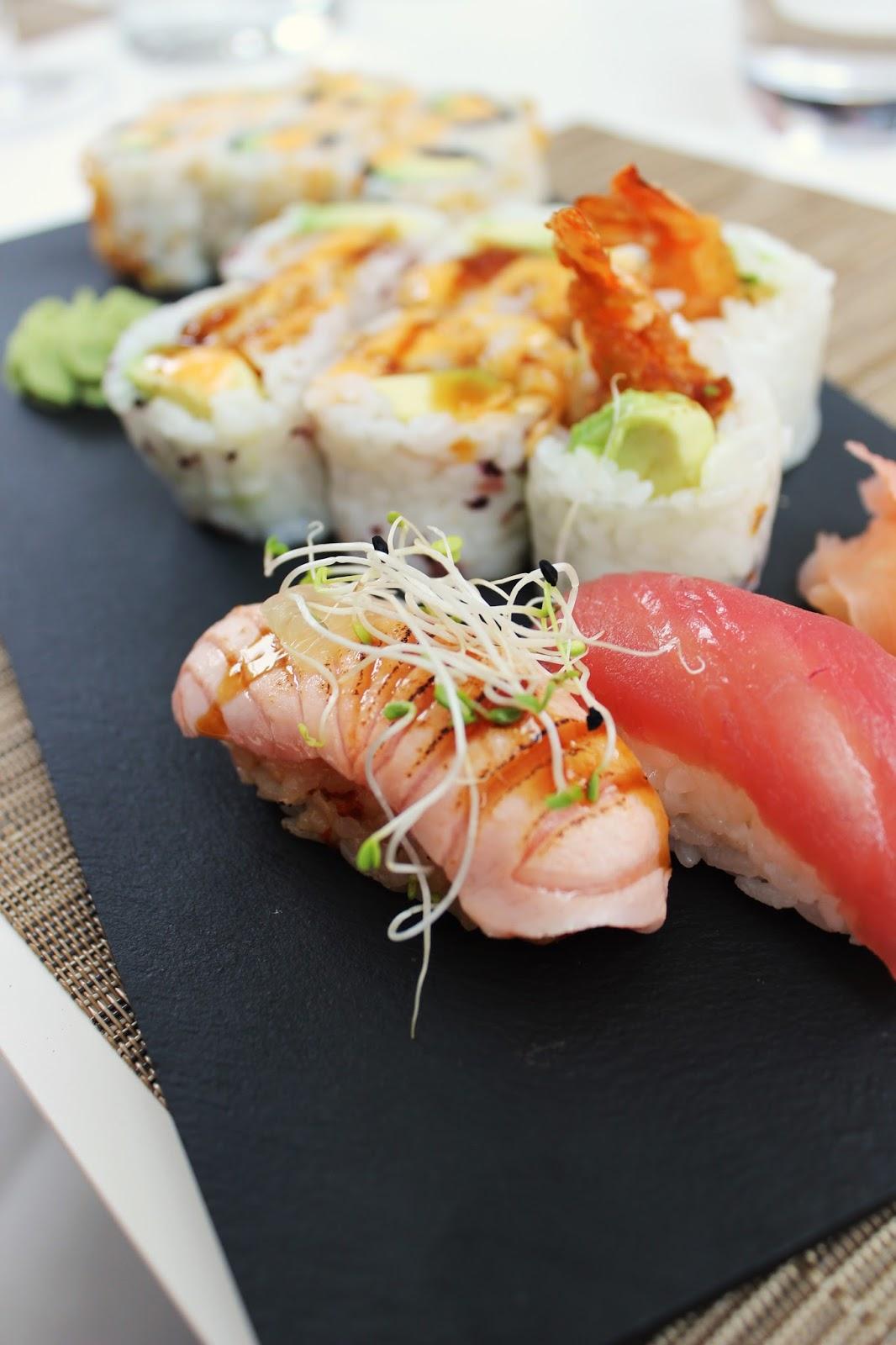 L 39 instant resto ko sushi 13 100 aix en provence for Koi sushi aix