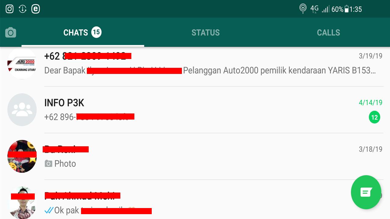 Tips Sederhana Melihat Update Status WhatsApp Teman Tanpa Ketahuan (KEPO)