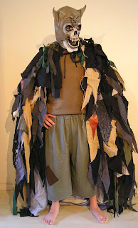 Ork kostume