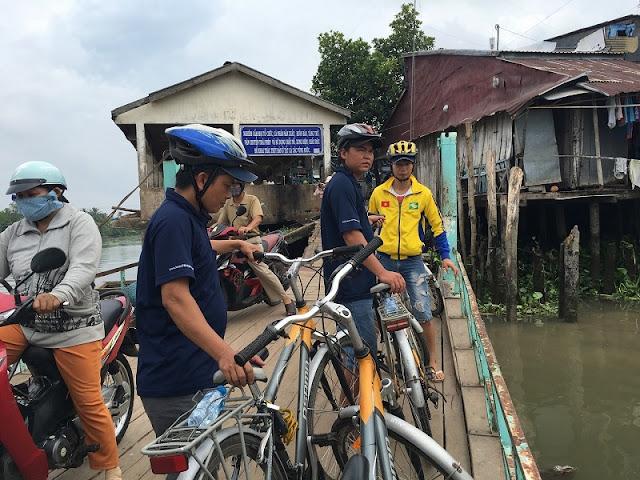 Vietnam Family Tours in Mekong Delta 2