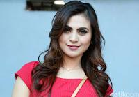 Asha Shara pemain sinetron Kiamat Hari Jumat SCTV