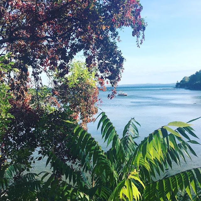 Colchester Causeway Lake Champlain
