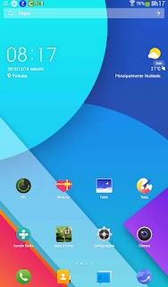 Zero Launcher mude o tema padrão do android