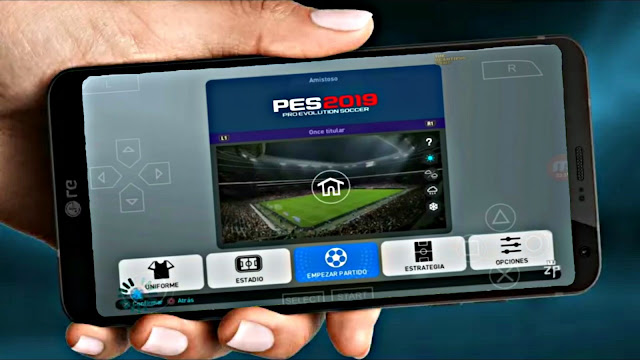 Download PES 2019 LITE 200 MB Update Real Faces Best Graphics HD