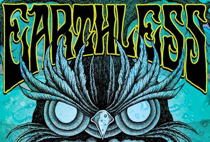 Earthless & Tuber @ An Club, Athens, 12/11/2014