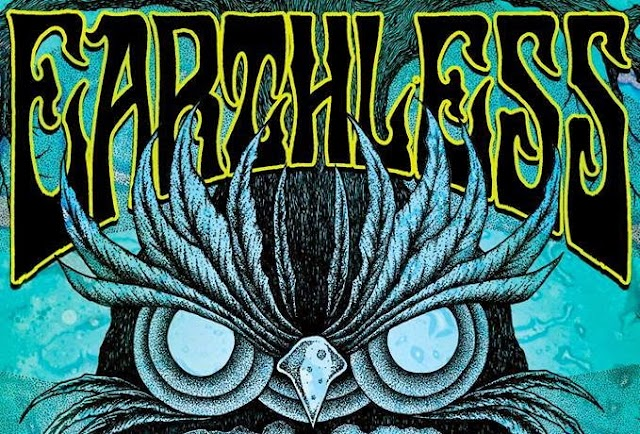 [Live Report] Earthless & Tuber @ An Club, Athens, 12/11/2014