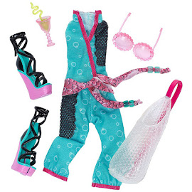 MH G1 Fashion Packs Lagoona Blue Doll