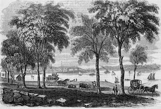 New London, Connecticut, 1854