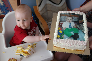 Lekki tort z pianką i opłatkiem