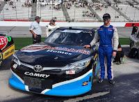 Chad Finchum - #NASCAR Fitzgerald Glider Kits 300 - #40