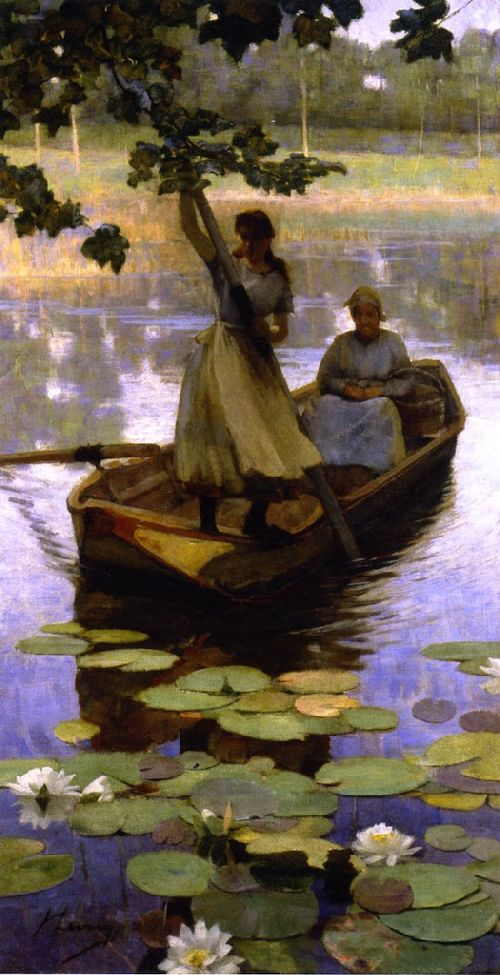 painting is silent poetry   sir john lavery
