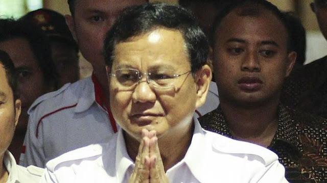 Prabowo: Saya Siap Terima Mandat Maju Pilpres 2019