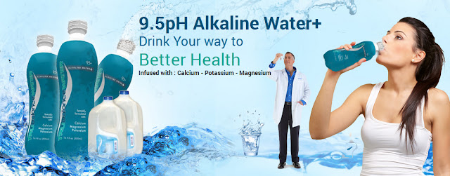 9.5pH Alkaline Water