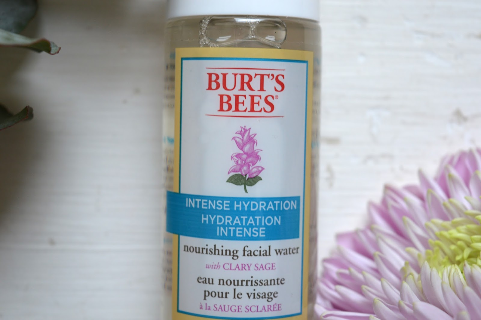 Burt's Bees Intense Hydration Nourishing Facial Water Review, beauty bloggers, Hampshire bloggers, UK beauty blog, Dalry Rose Blog