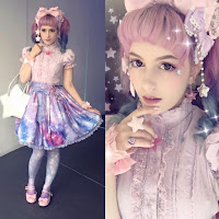 Mintyfrills fashion valentine kawaii sweet lolita fashion space princess