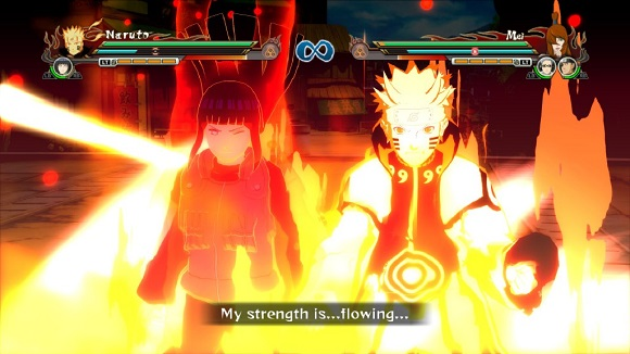 Naruto Shipudden Ultimate Ninja Storm Revolution CODEX