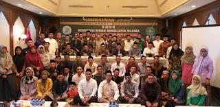 Kodratnas Perdana, GMNU Bahas Dinamika Media Sosial