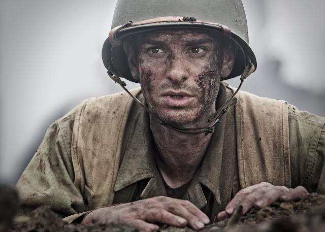 Andrew Garfield - Desmond Doss
