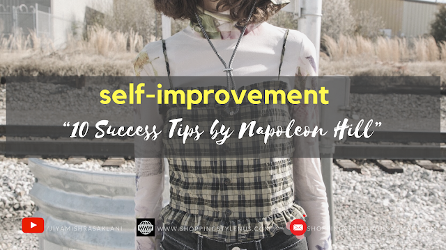 10 Success Tips From Napoleon Hill