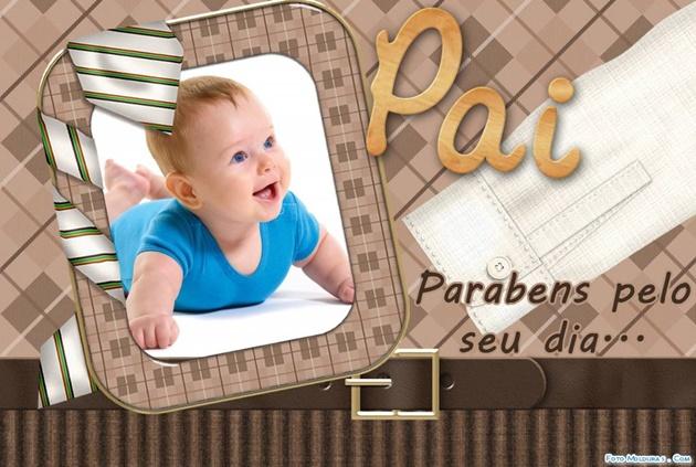 Cartão dia dos pais modelo 2