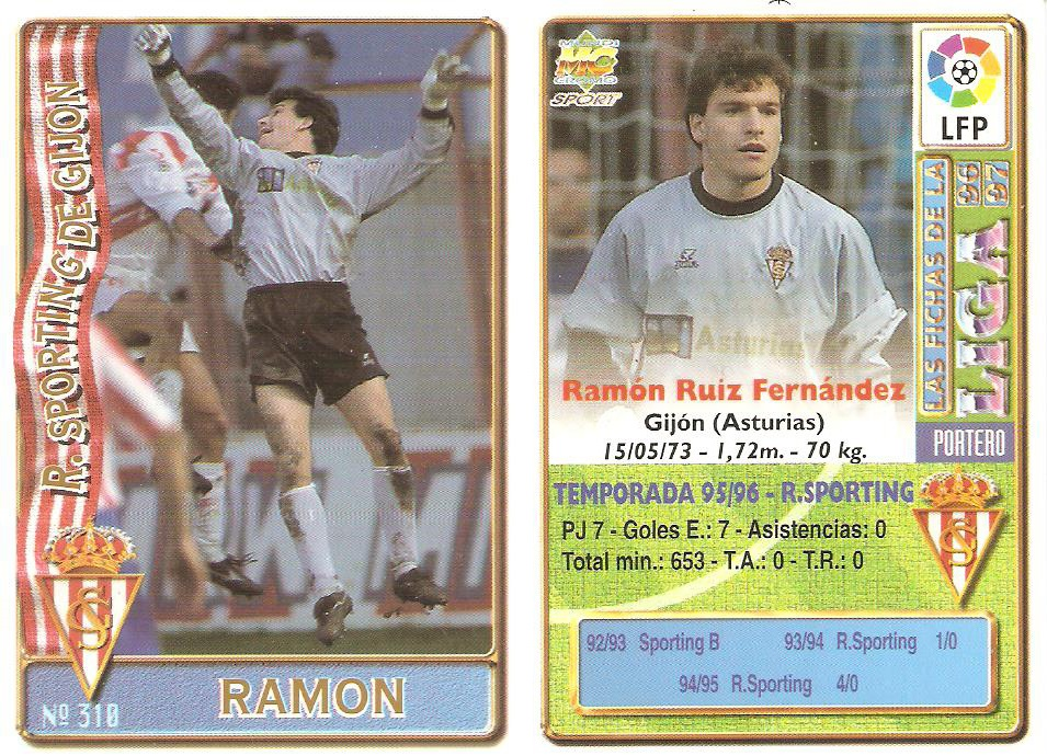 ¿Cuánto mide Ramón Ruiz Fernández? Dsdsads