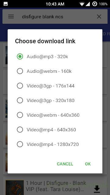 Ingin Mendownload Lagu Lebih Mudah, dan Gratis di Android ? Gunakan Aplikasi ini Aja Sob.